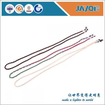 Gafas de moda las cadenas y cordones