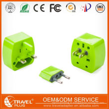 Multi-usages 10a 250v Japan Electrical Outdoor Generator Travel Plug Adapters