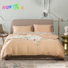 Jogo de cama orgânico Lyocell / 100% lençóis Tencel