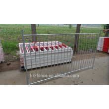 Hot Dip Galvanising 42 microns High Quality Galvanized Swimming Pool Fence Hot Sale Australia market