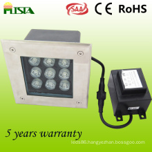 High Protection LED Underground Lights (ST-DM-9W)