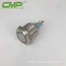 22mm CMP Waterproof Stainless Steel Momentary or Latching Illuminated Push Button Switch