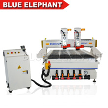 top quality multi spindles wood cnc router at competitive price