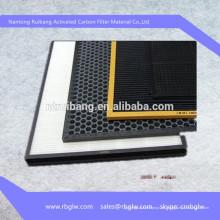 promoción de buena calidad filtro de carbón activado carbón industrial industrial filtros de aire industriales AC028188 Filtro de aire de la cabina de carbono