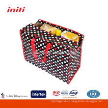 INITI 2016 OEM Factory Sale Black PP Woven Bag with High Quality
