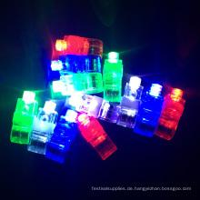 heißer Verkauf Fingerring blinkt LED Licht Großhandel