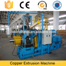 Flat Copper Wire Extrusion Machine