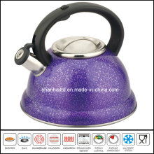 3L Color Stainless Steel Whistling Kettle
