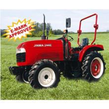 Tractor Jinma 24HP con certificado europeo (tractor JM-244E-MARK)