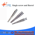 high quality conical twin screw and barrel for window profile in China