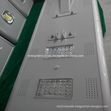 All in One Integrated Solar LED Street Light with Ce