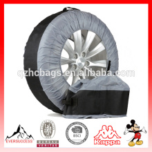 Universal Spare Tire Bag Tyre Cover with Handle