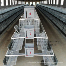 Gallinero de acero industrial de la jaula del pollo para poner polluelo del asador