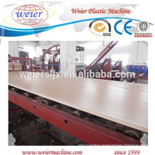 wpc pvc kitchen board furniture board manufacturing line