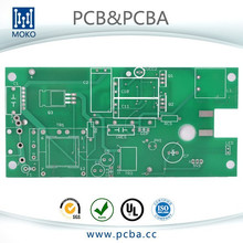 2 layer commercial PCB sample production in 24 hours