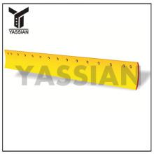 7T-1633 High Carbon Curved Cutting Edge Grader Blade Supplier