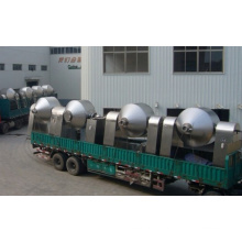 Hot Water Jacketed Vacuum Conical Drying Machine