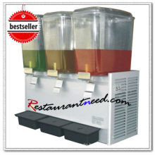 K682 54L Triple Heads Automatic Cold & Hot Drink Dispenser