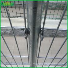 Malla de malla de alambre soldado galvanizado