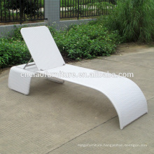 Outdoor furniture pool sun lounger