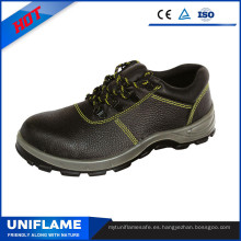 Zapatos de seguridad de corte bajo con certificación Ce Ufa001
