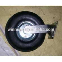 Rueda neumática 3.50-4 Rueda de la rueda de alta resistencia de 10 pulgadas