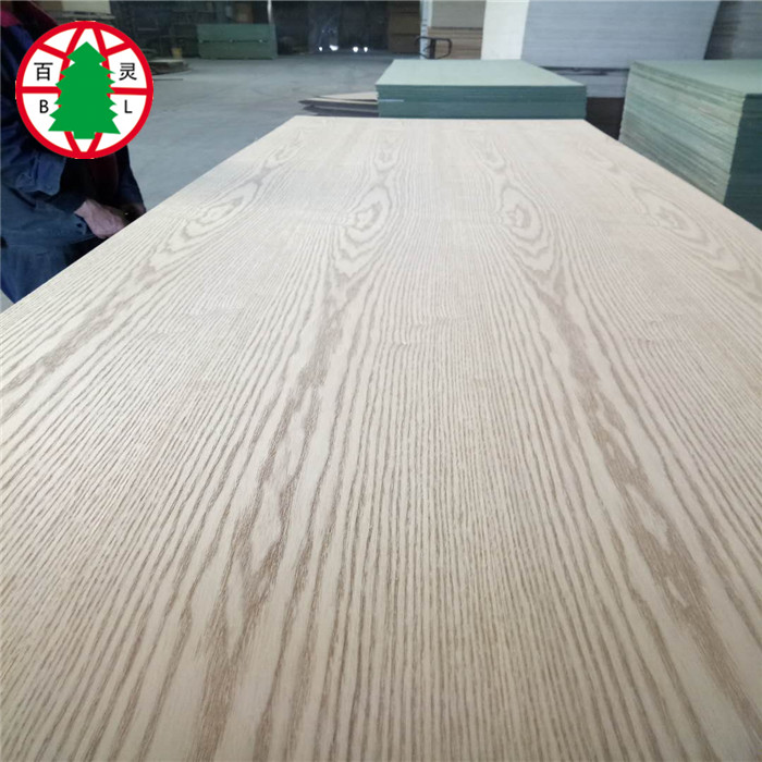 11mm Ash Veneer Fancy Plywood Sheets for sale