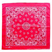 Echarpe carrée 100 imprimés en coton 100% coton