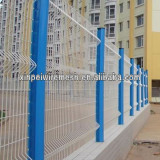 Hot sale!!! Superior quality PVC coated welded mesh fence