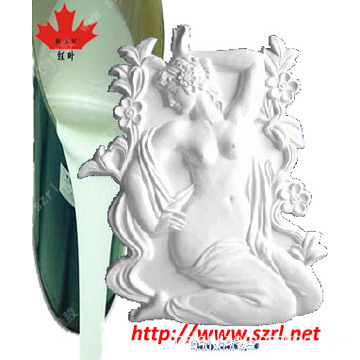 liquid silicone rubber for Plaster mould