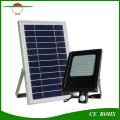 120LED PIR Motion Sensor Flood Light Solar Panel 6V 6W Waterproof Floodlight with 6000mAh Battery