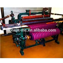 shuttle loom in weaving machine