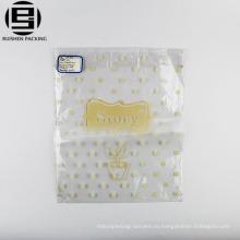 Изготовленный на заказ напечатанное bopp пластичные мешки упаковки еды