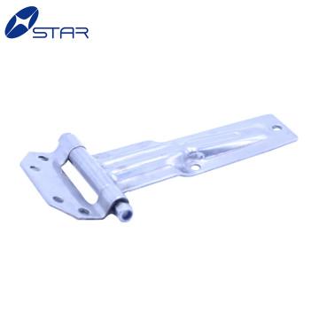 Especificaciones de fábrica Bisagra de puerta lateral del hierro para la puerta del camión y del remolque