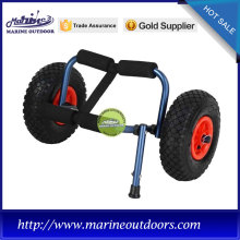 Canoe kayak trailer beach foldable cart with novel design style