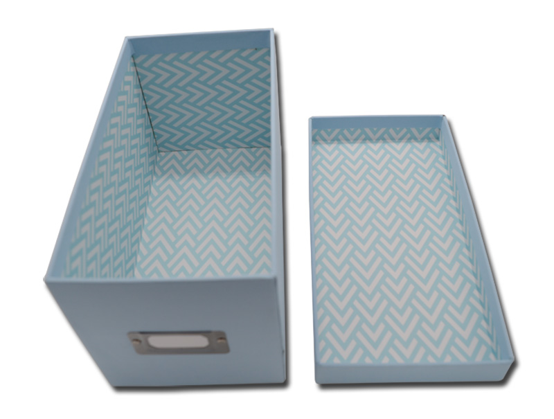 fabric cover box