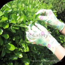 SRSAFETY горячие продажи печатных садовых перчаток / перчатки безопасности