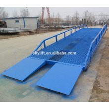 truck loading unloading ramp/mobile container loading dock ramp lift platform