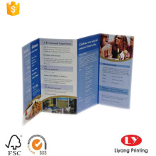 Full Color Cheap Brochure Flyer Leaflet Printing