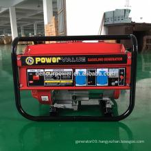 Power Value(China) honda generator prices 2300w petrol generator gasoline generator