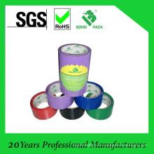 Cinta adhesiva colorida del embalaje de BOPP de la venta caliente