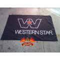 Western Star Trucks Racing flag Electric RC Cars banner 100% polyster 90*150CM flag Western Star banner