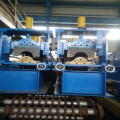 Ridge Cap Roof Tile Metal die machine vormt