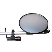 Telescoping Inspection Mirror Inspection Convex Mirror for Vehicle with Safety Usage