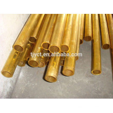 hot sale copper brass pipe/tube factory/mill price per kg