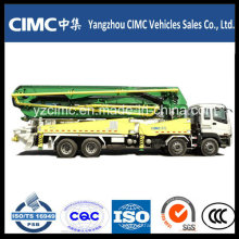 Cimc 45m Truck-Mounted Concrete Boom Pump