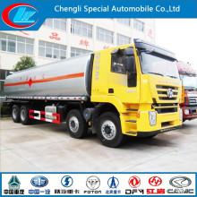 25cbm-30cbm 2015 Iveco Fuel Tanker Truck Hot Sale 8X4 Fuel Tank Truck Factory Direct Sale Used Fuel Tanker Truck