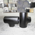 carbon steel straight pipe tee