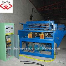 Machine à mailles métalliques soudées (usine)