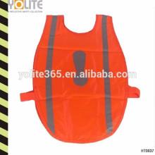 Hot Sales New Design The Best High Vis Reflective Kids Safety Vest
